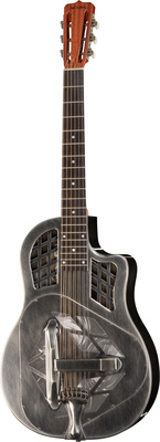 National Reso-Phonic NRP Tricone Steel Cutaway