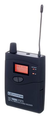 LD Systems MEI 1000 BPR G2 B-Stock