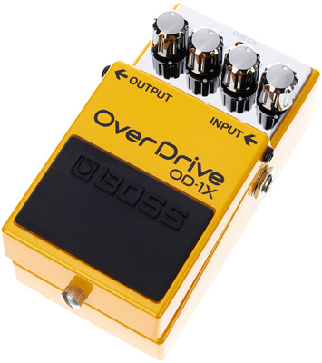 Boss OD-1X Overdrive B-Stock