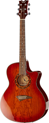 Dean Guitars Exotica Quilt Ash TCB B-Stock