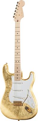 Fender Eric Clapton MBPW Gold Leaf