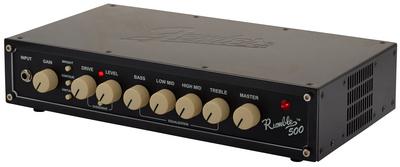 Fender Rumble 500 Head B-Stock