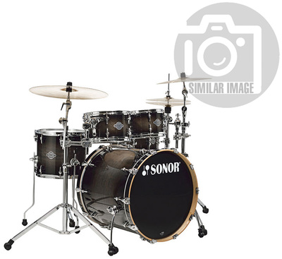Sonor Select Black Burst Stage 3