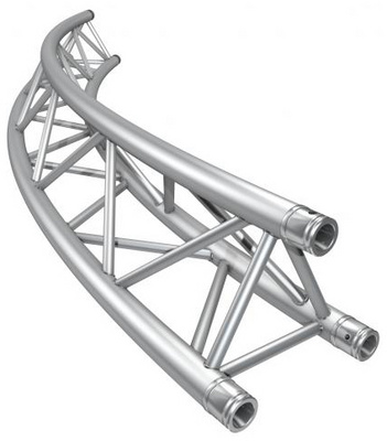 Global Truss F33R35-45 Circ. Elemen B-Stock