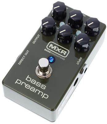 MXR M 81 Bass Preamp B-Stock