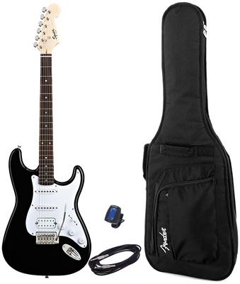 Fender Squier Bullet Strat HSS BK Set