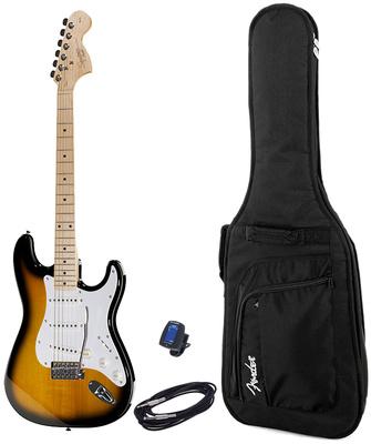 Fender Squier Affinity Strat M2TSBSet