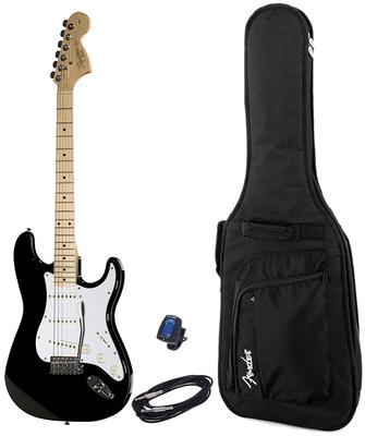 Fender Squier Affinity Strat BK Set
