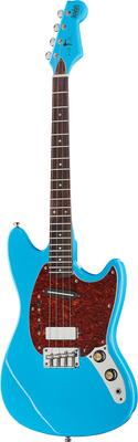 Eastwood Guitars Warren Ellis Tenor 2P Sonic Bl