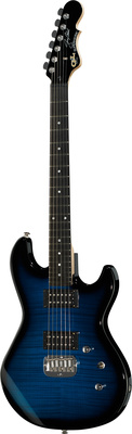G&L Tribute Superhawk Cantrell BB