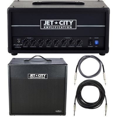 Jet City Amplification JCA22H Guitar Head Bundle