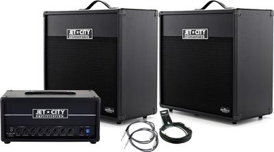 Jet City Amplification JCA22H Guitar Head Bundle