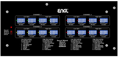 Engl Z16 Sound Wizard Modul B-Stock