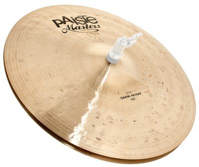"Paiste 15"" Masters Dark Hi-Ha B-Stock"