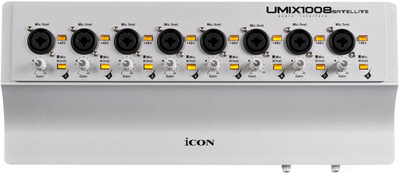 Icon Umix 1008 Satellite B-Stock