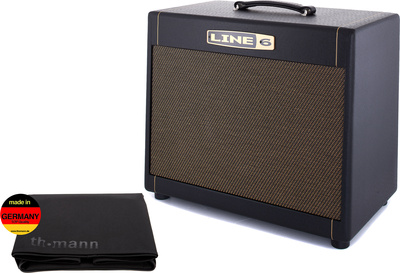 Line6 DT25 112 Extension Cab Bundle