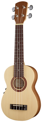 Thomann Soprano Ukulele with PU