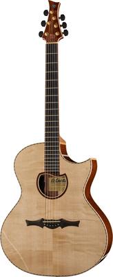 Cuntz Guitars CWG-23S Pommele Custom