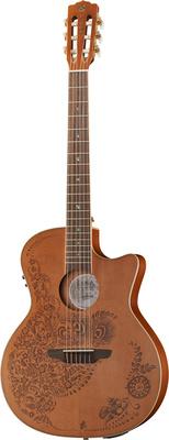 Luna Guitars Henna Oasis Nylon