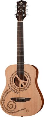 Luna Guitars Safari Peace