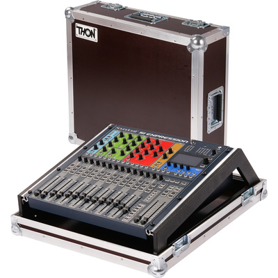 Soundcraft SiEx1 Case Bundle
