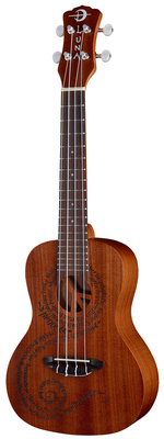 Luna Guitars Ukulele Malu Peace B-Stock