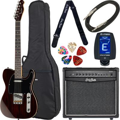 Harley Benton TE-70 Rosewood Deluxe Set 2