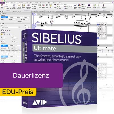 Avid Sibelius Ultimate Academic