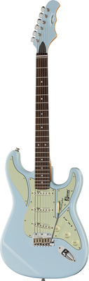 Burns Cobra Light Blue