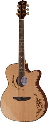 Luna Guitars Vicki Genfan Signature