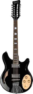 Italia Guitars Rimini 12 Black