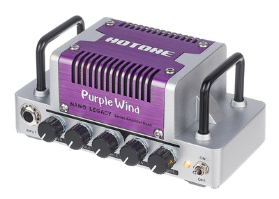 HoTone Nano Legacy Purple Win B-Stock