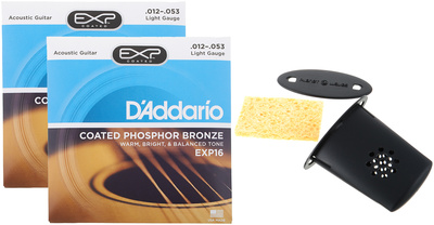 Daddario EXP16 Bundle