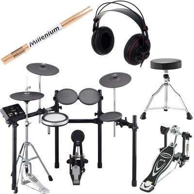 Yamaha DTX532K Compact E-Drum Bundle