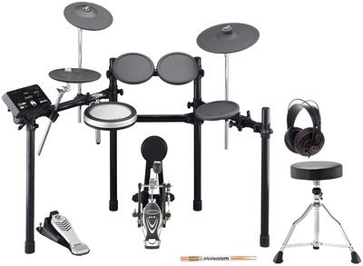 Yamaha DTX522K Compact E-Drum Bundle