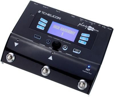TC-Helicon Play Acoustic B-Stock