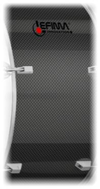 Lefima Cylinder Color Carbon