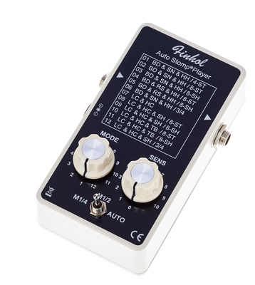 Finhol Auto Stomp Player B-Stock