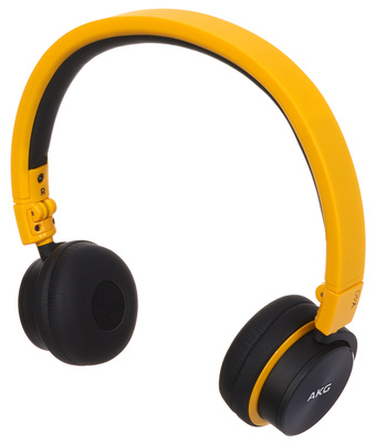 AKG by Harman Y-40 Yellow B-Stock
