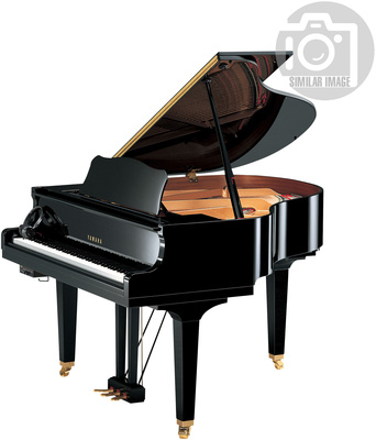 Yamaha GB1 K SG2 PWH Grand Piano