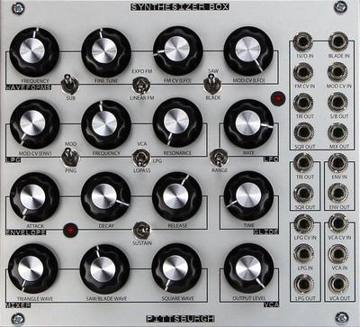 Pittsburgh Modular Synthesizer Box B-Stock