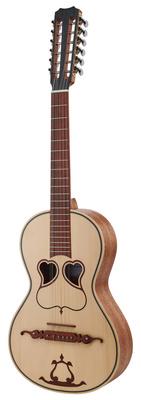 Thomann Portuguese Viola da Terra 12