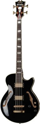 DAngelico EX-Bass BK