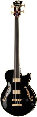 DAngelico EX-Bass BK FL B-Stock
