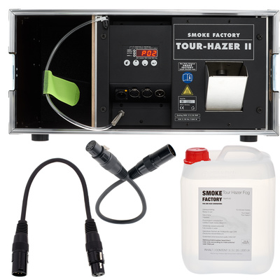 Smoke Factory Tour Hazer II-S Bundle