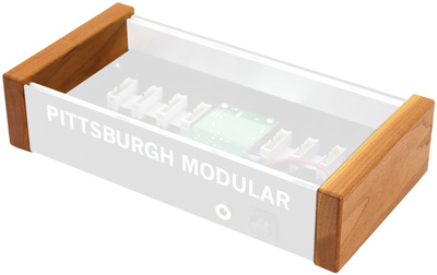 Pittsburgh Modular Single Row Wood Sides