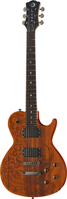Luna Guitars Apollo Paradise
