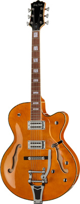 Harley Benton BigTone Trem Orange B-Stock