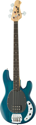 Sterling by Music Man SUB Ray 4 trans blue satin