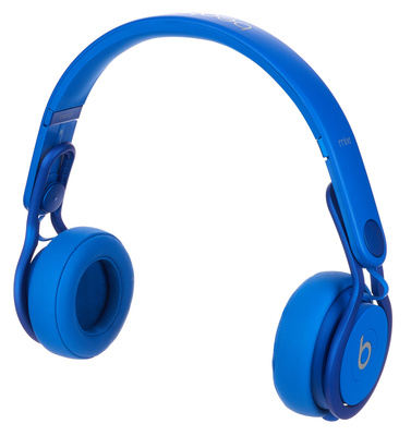 Beats By Dr. Dre colr mixr Blue B-Stock